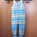 Örgü Pantolonlu Bebek Tulum Modelleri Yapımı