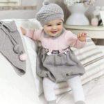 Son Moda Bebek Yelek Modelleri