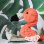 Pembe Kuş Amigurumi Filamingo Nasıl Yapılır?