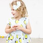 Kız Çocuk Bebek Tunik Bluz Nasıl Dikilir