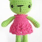 Amigurumi Örgü Oyuncak Bebek Kıyafeti Tarifi