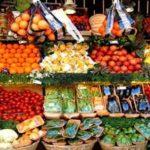 Ağustos Meyve Sebzeleri