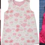 Askıda Çıt Çıtlı Elbise Dikilişi Pratik Dikiş Bilgileri ile