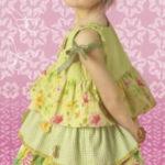 Volanlı Çocuk Elbisesi Yapılışı Anlatımı